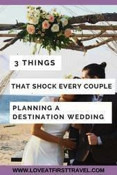 that shock every couple planning a destination wedding  affordable  3 things that shock every couple planning a destination wedding  affordable  3 things that shock every...