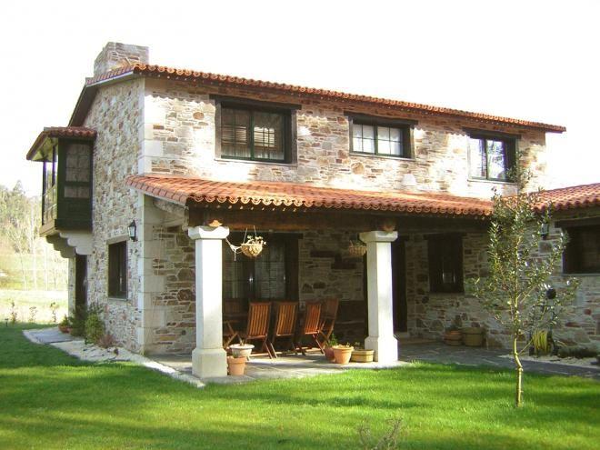 Construcciones Rusticas Especializados En Vivienda Rustica Casas Rusticas Casas Tradicionales Casas