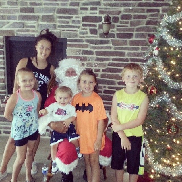 Christmas In July Camping Ideas.Christmas In July Camping At Ramblin Pines Campground In