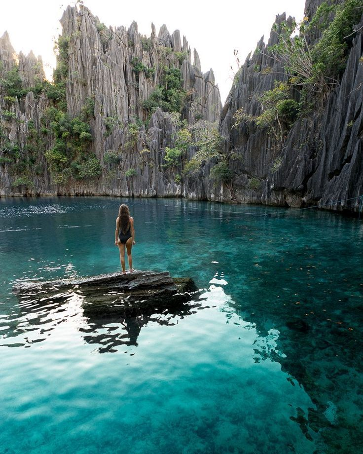 twin lagoon  coron  philippines  coron guide