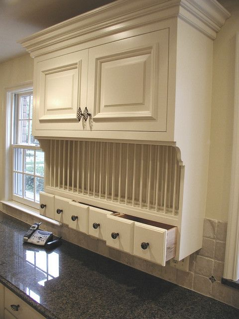 Image Result For Cabinet With Plate/rack