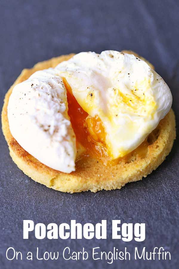 It's easiest to poach eggs with an egg poacher, but here's how to do it in a pan, with just boiling water, vinegar and a whisk.