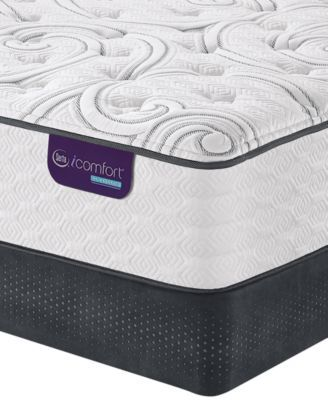 Serta Icomfort Hybrid Island Retreat Ii 12 5 Plush Mattress King