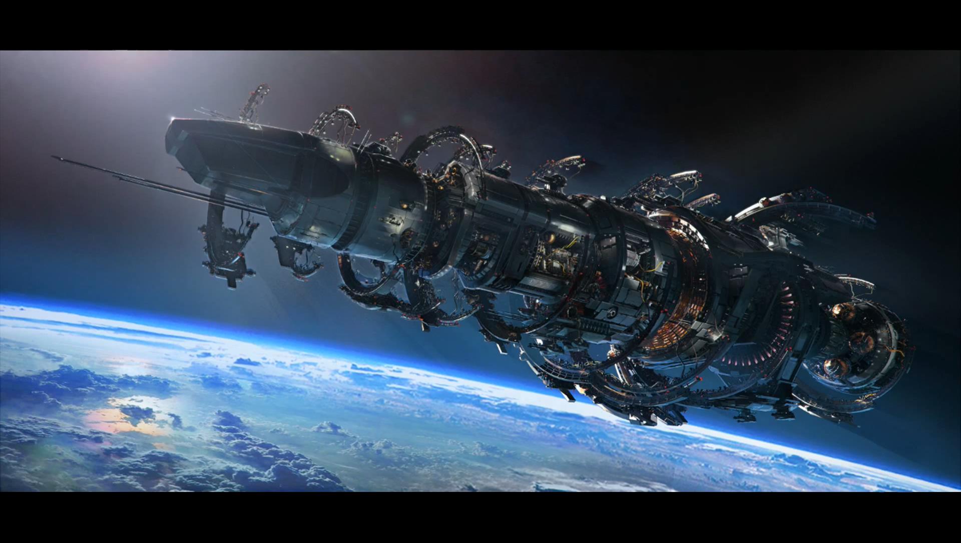 Sci fi Wallpaper Addendum 5