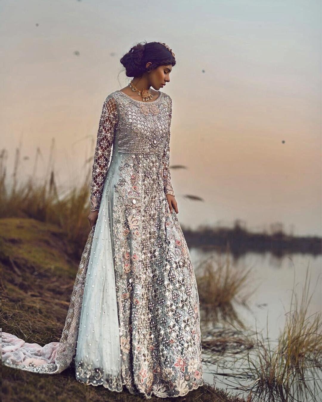 SaimaAbdullah\'s #ExoticGardenCollection with #AnamMalik | My closet ...