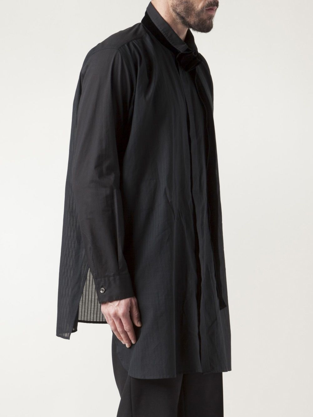 Ann Demeulemeester Striped Shirt H. H. H. Lorenzo Farfetch 0687e0