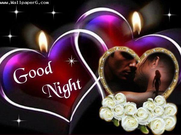 Romantic View Of Wishing Good Night Romantic Good Night Good Night Wishes Sweet Good Night Messages