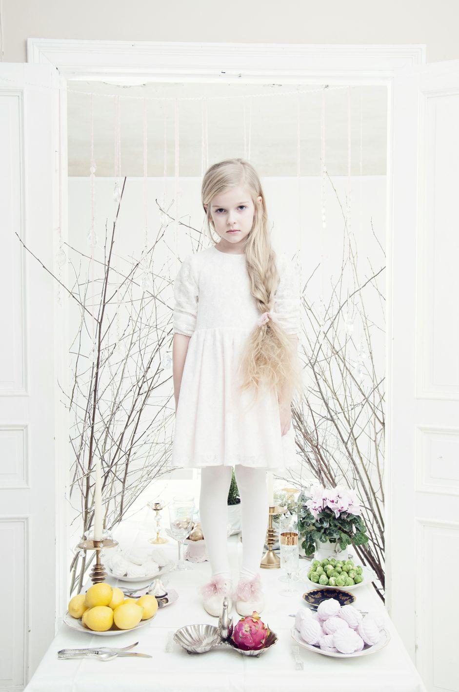 "Autumn/Winter 2014/15 collection ""Neverending Story"" Photo: Agnese Aljena Style: Santa Bindemane"