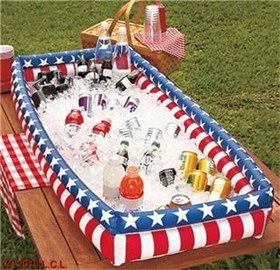 Details About Americana Party Picnic Bbq Heavy Duty Vinyl