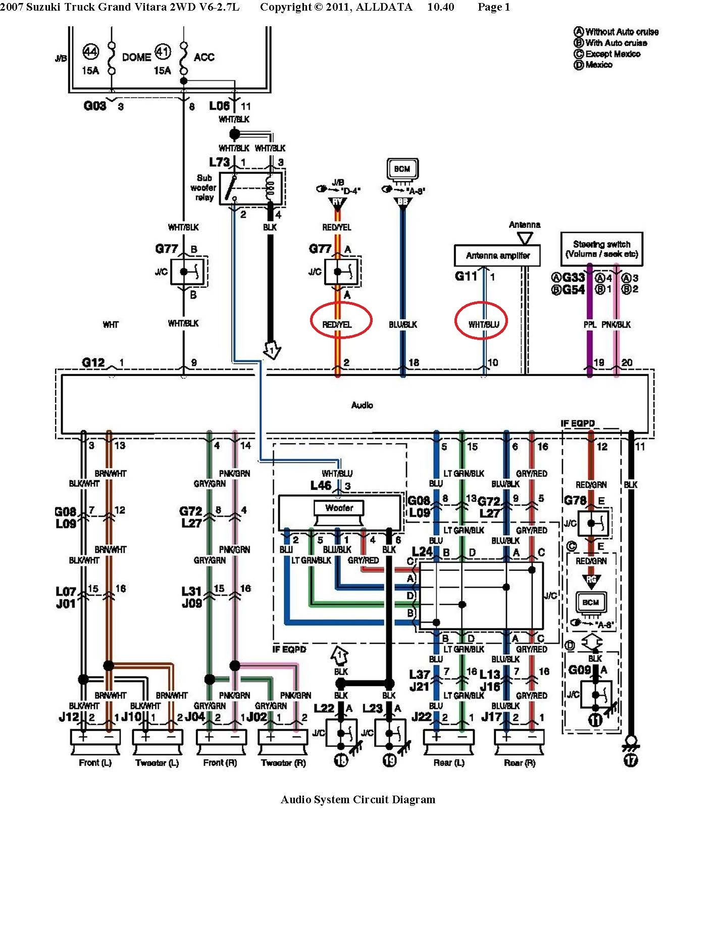 Unique Electrical Wiring Diagram Car Toyota Diagram Diagramtemplate Diagramsample