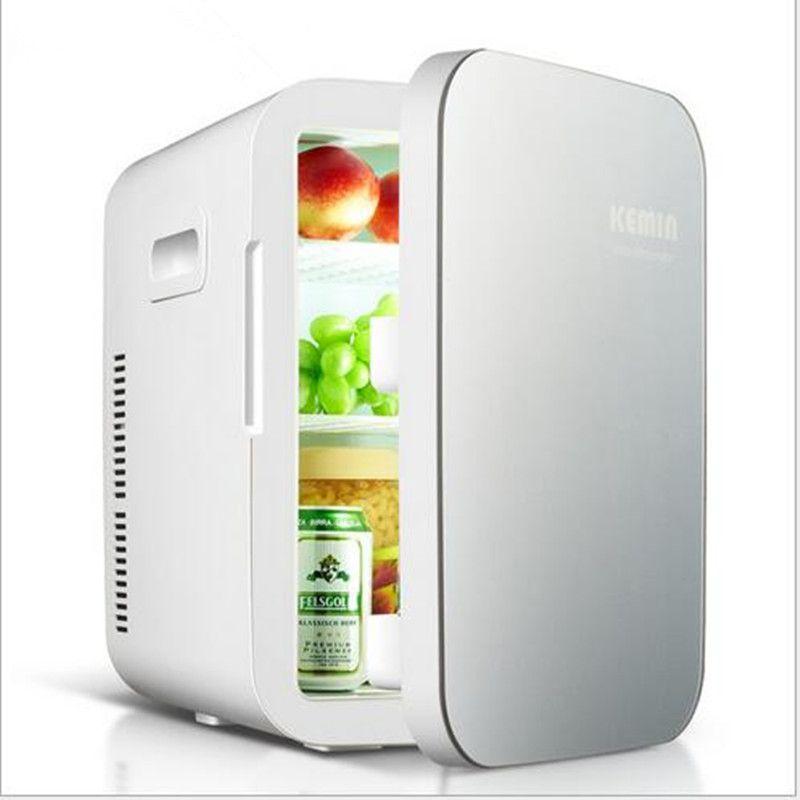 recharge a mini fridge