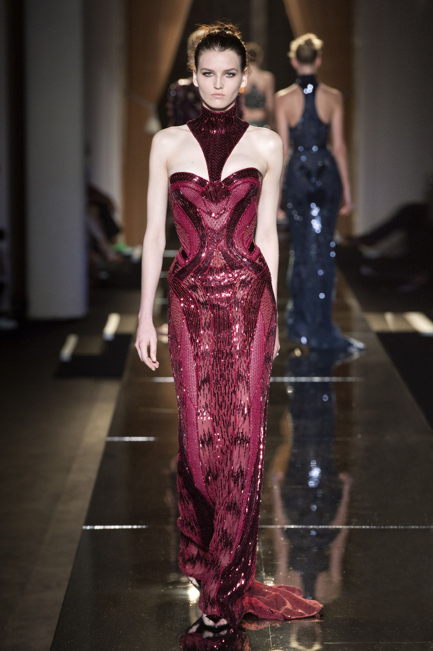 Atelier - Collection - Versace 2013