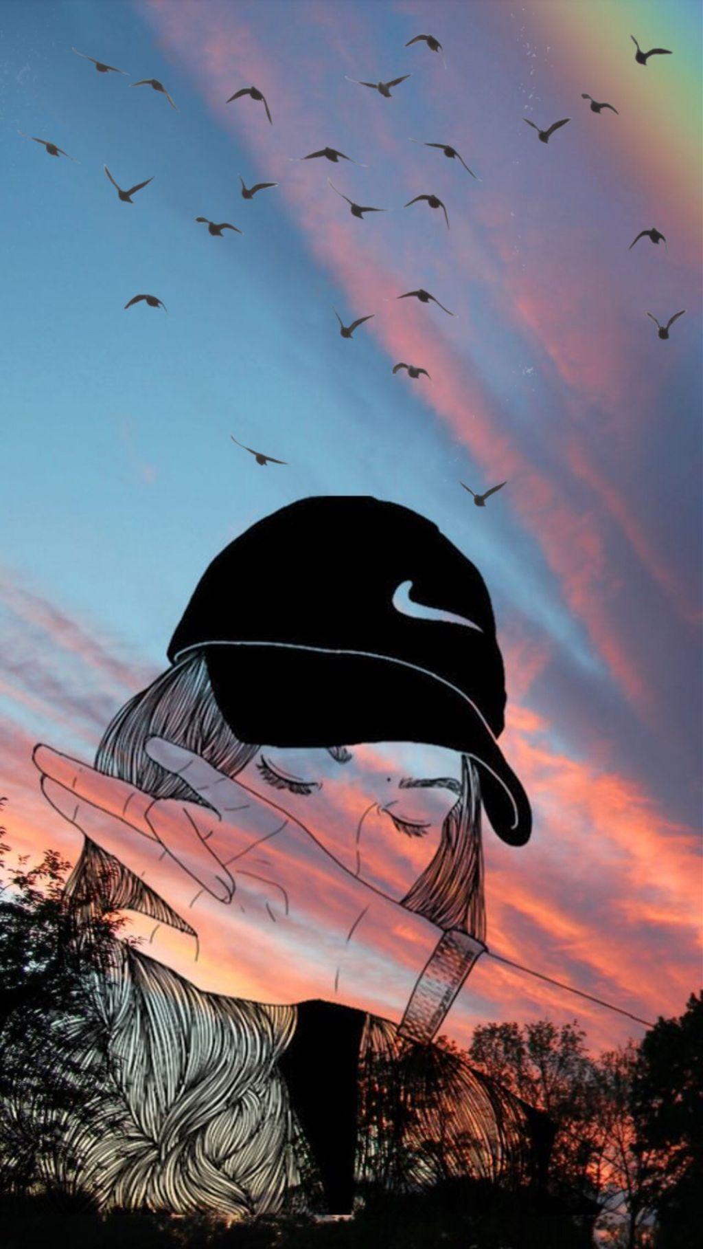 Tumblr Nike Wallpaper For Girls