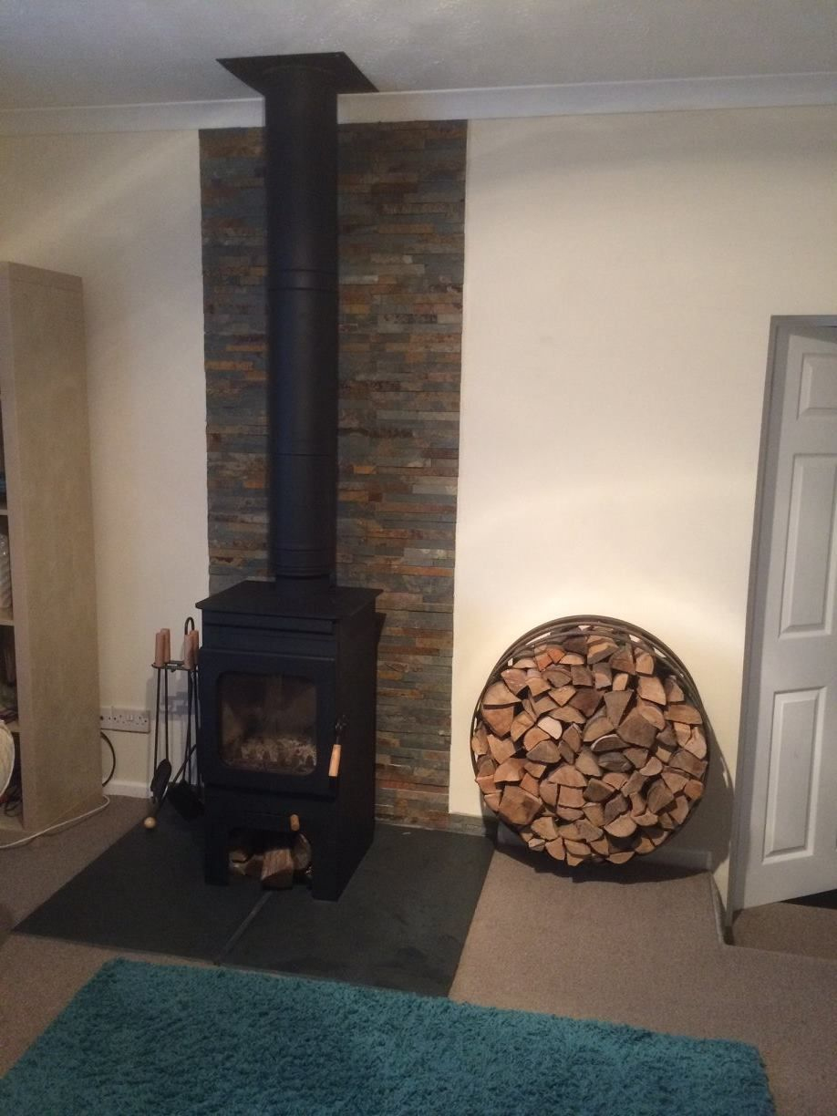 Blazing Burners Providing Wood Burner Installations And Services In Cornwall Wood Burner Fireplace Wood Burning Stoves Living Room Wood Burning Stove