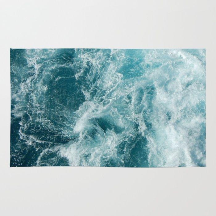 Sea Area & Throw Rug