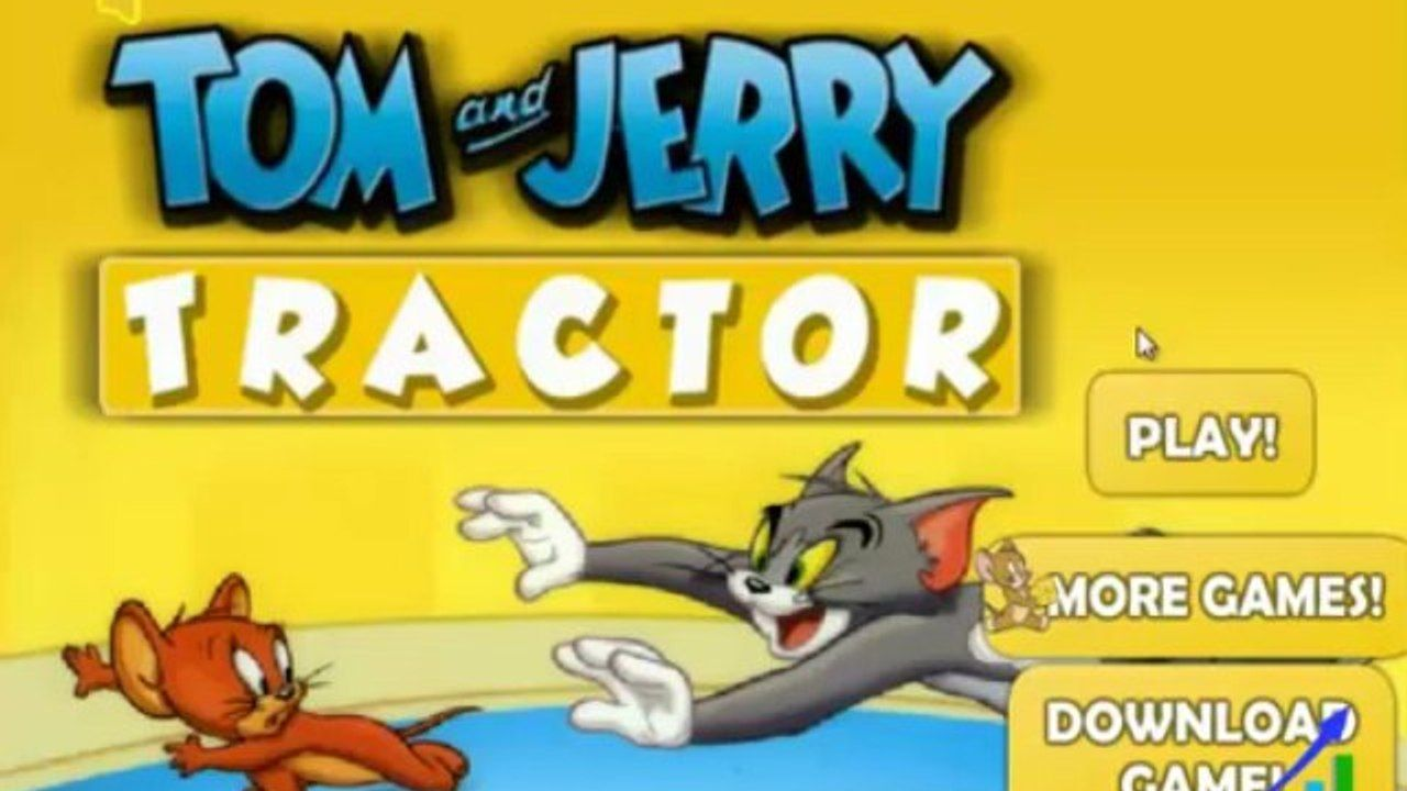 Tom jerry game free download