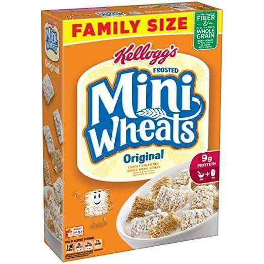 20+ Cereals That Are Low In MyWW Green, Blue, And Purple