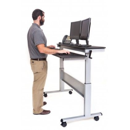 Pin On Adjustable Height Desks