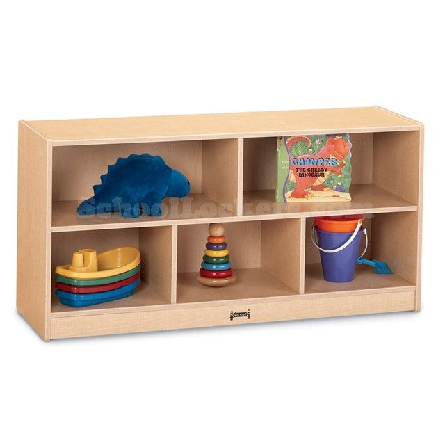 Kidsu0027 Toddler Single Mobile Storage Cabinets For Sale! These Feature Two  Shelves With Five