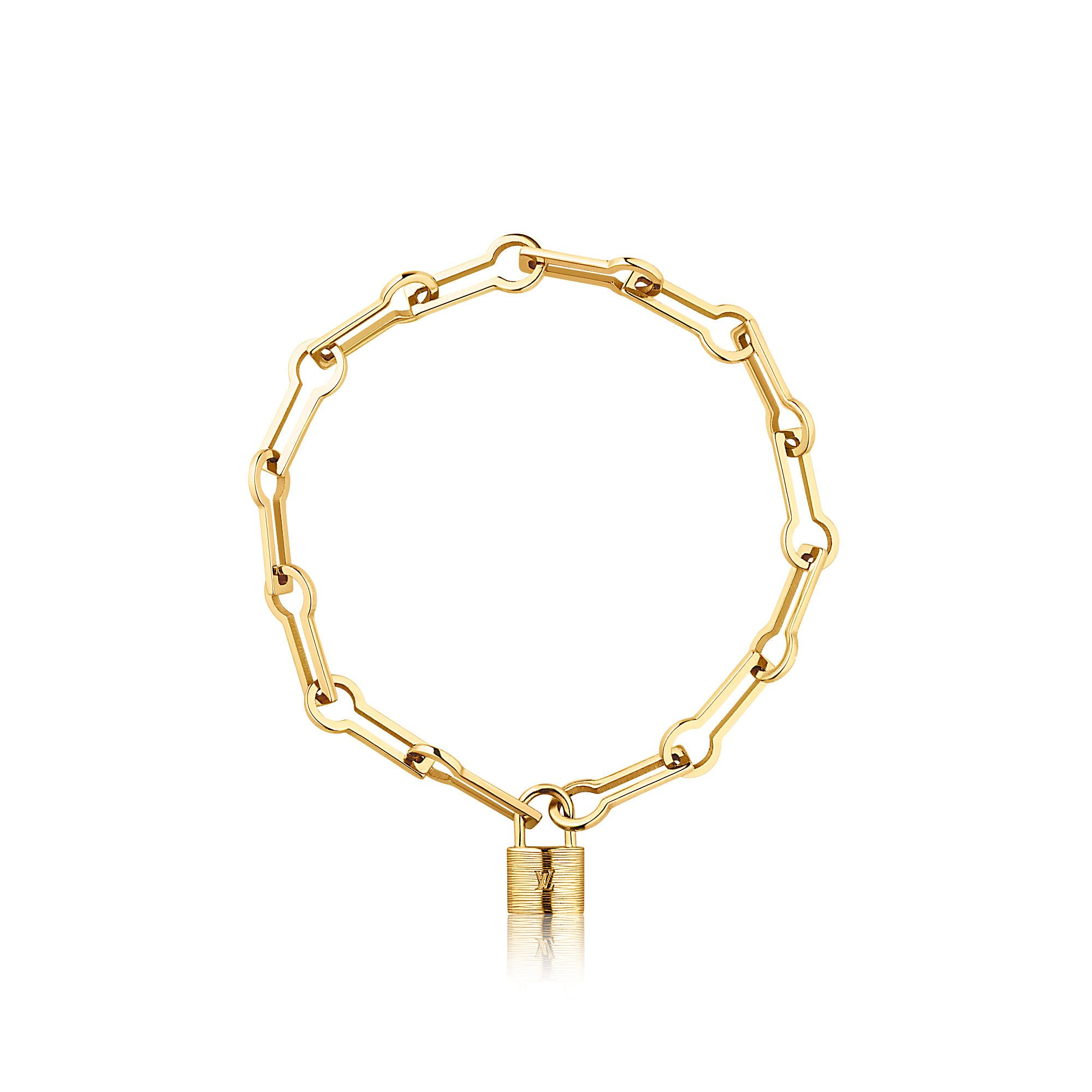 Discover louis vuitton petite malle bracelet via louis vuitton for