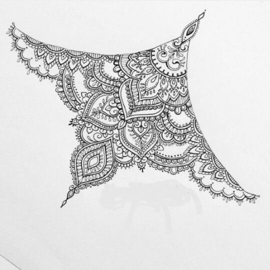 Henna Tattoo Designs Under Breast: Pin On Awesome Henna