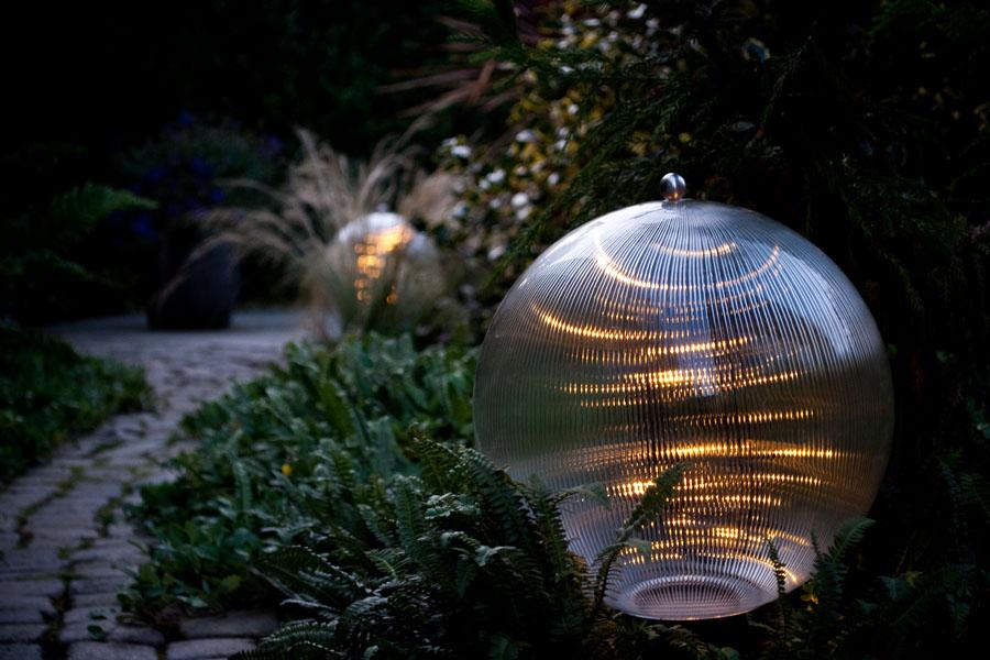 Crystal Led lampe