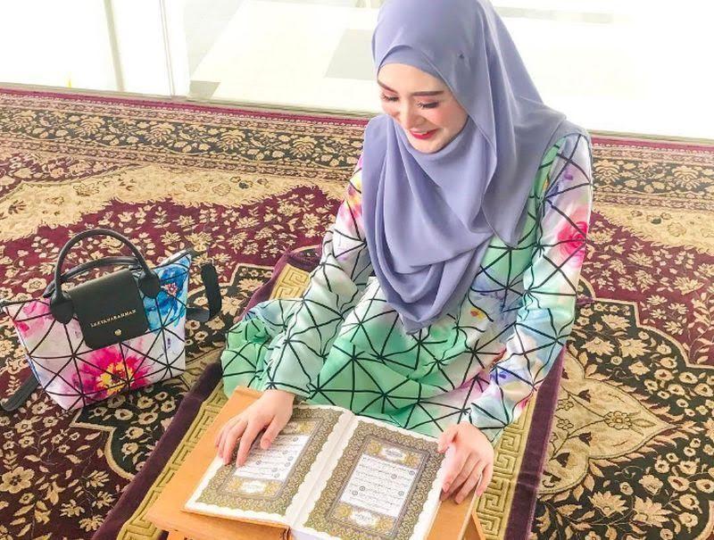 gadis korea selatan ayana moon peluk islam susulan serangan amerikagadis korea selatan ayana moon peluk islam susulan serangan amerika syarikat ke atas iraq seorang gadis