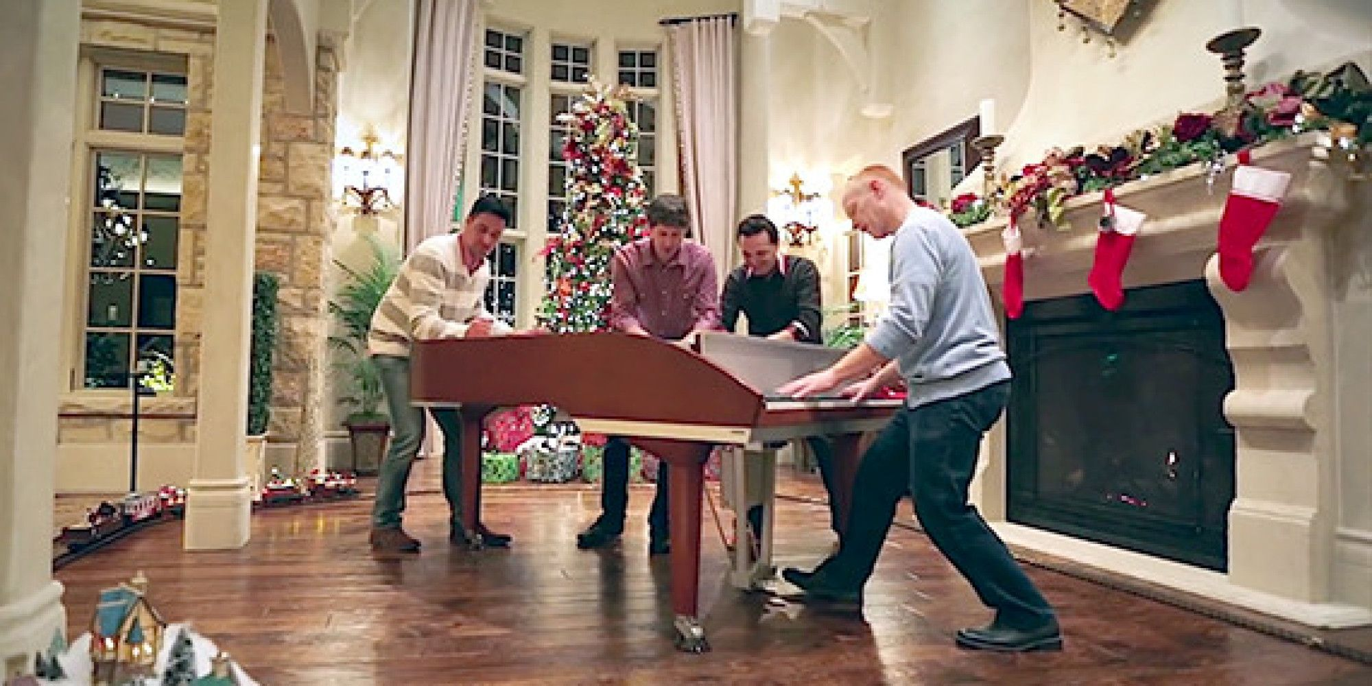watch the piano guys will blow you away with angels we have heard on high