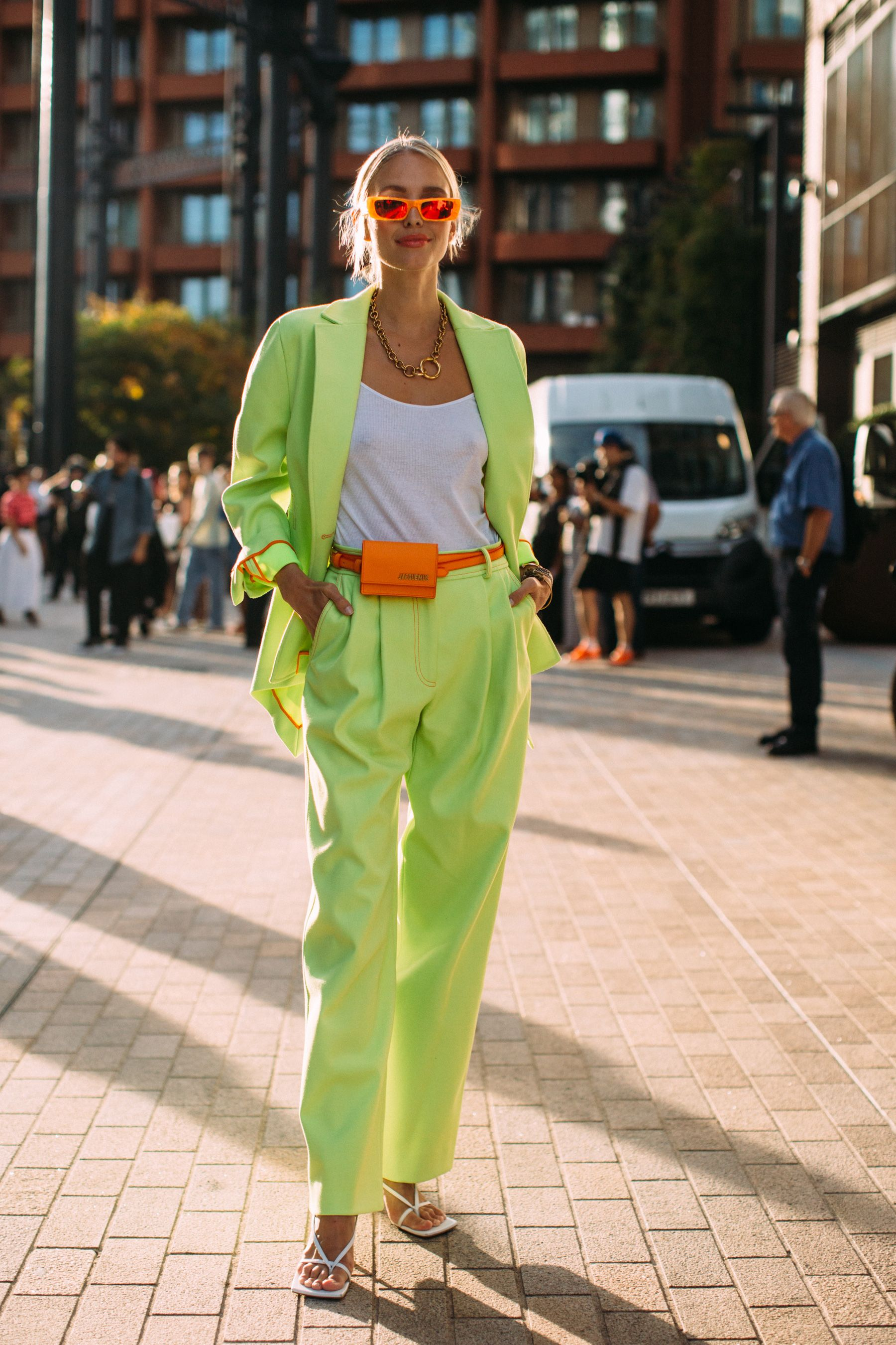 London Street Style Spring 2020 DAY 2 The Impression