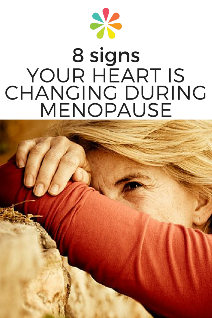 8 Signs Your Heart Is Changing During Menopause