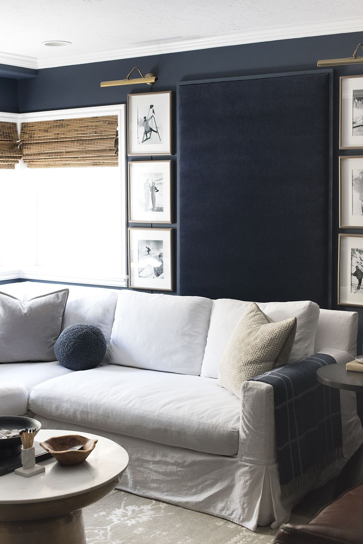 Basement Media Room Updates Movie Night In 2020 With Images Living Room Scandinavian Casual Living Rooms Room Update