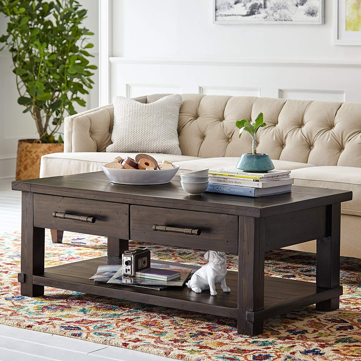 10 Leading Coffee Tables To Get On Amazon Ikea Coffe Table Wood Ideas Designs Home Glass Guy Le Tea Table Design Contemporary Coffee Table Coffee Table [ 1205 x 736 Pixel ]