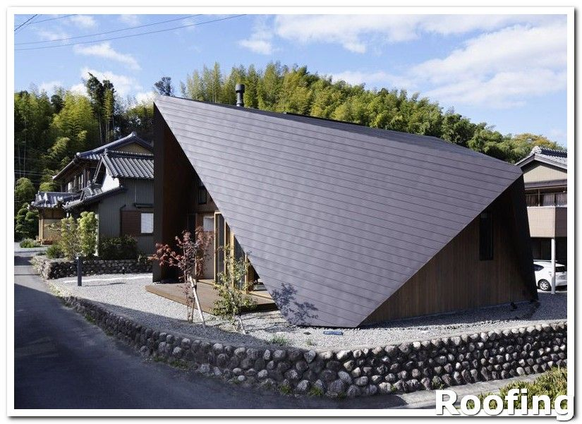 Roofing Diy Replace Any Missing Shingles As Soon As You Notice That They Have Come Loose One Missing Shingle In 2020 Roof Design Roof Architecture Architecture