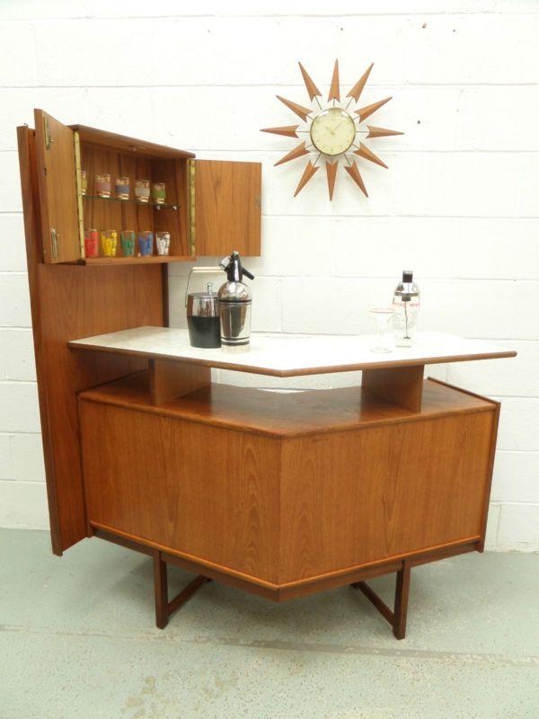 images gabinetes de bar decoracion hogar muebles retro muebles vintage escritorio retro