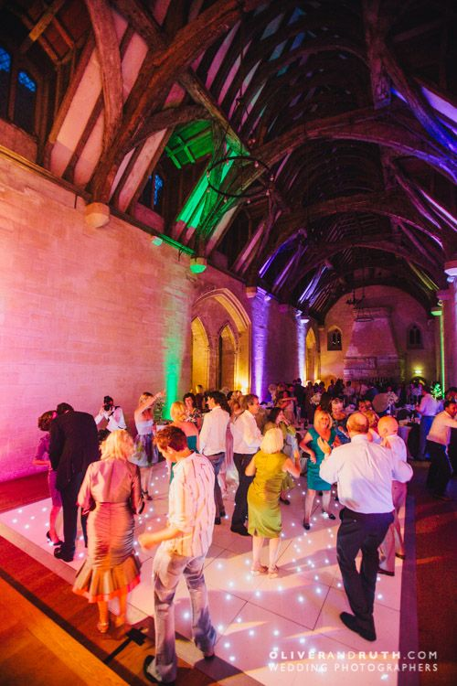 St Donats Castle Wedding Venue Wales Led Dance Floor Hire South Www 1stclweddings