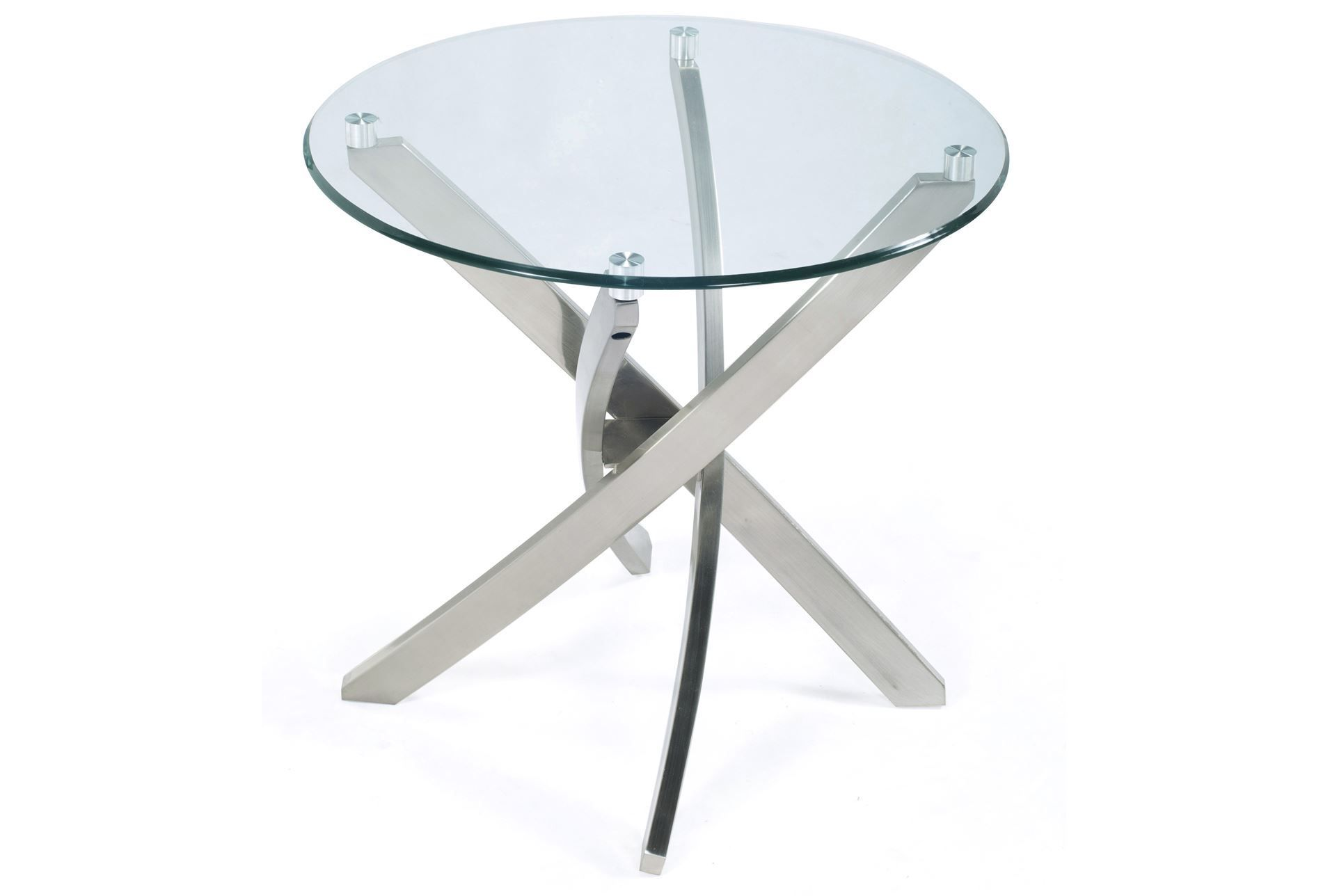 Torrin Round End Table Where The Magic Happens