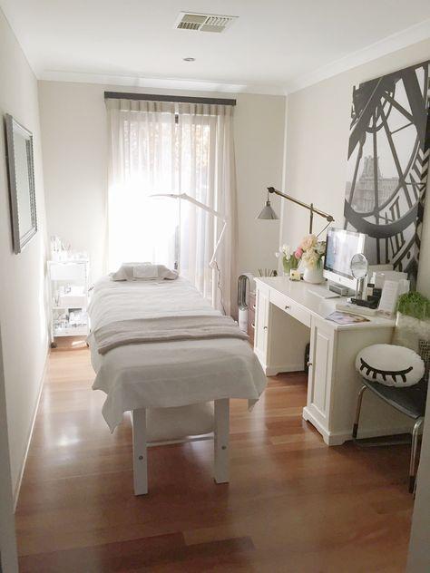 Resultado de imagen para gabinete spa Therapy Pinterest Salons