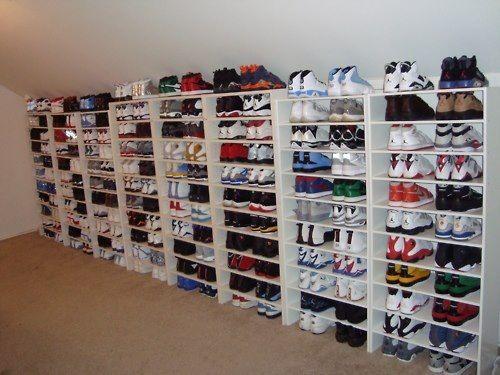 Sneakerhead Sneakers Rangement Chaussures Chaussures Retros Et Chaussure