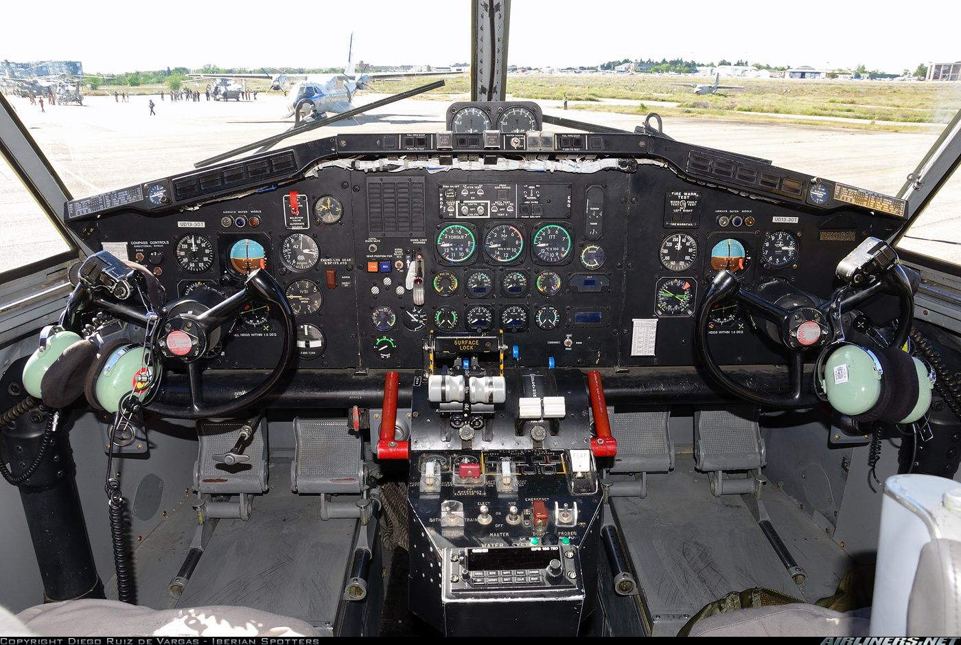 Canadair Cl 215 6b11 Cl 215t Aircraft Picture Aircraft Interiors
