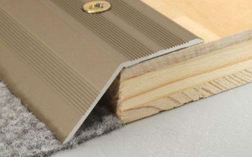 Details About Anodised Aluminium Door Floor Bar Trim