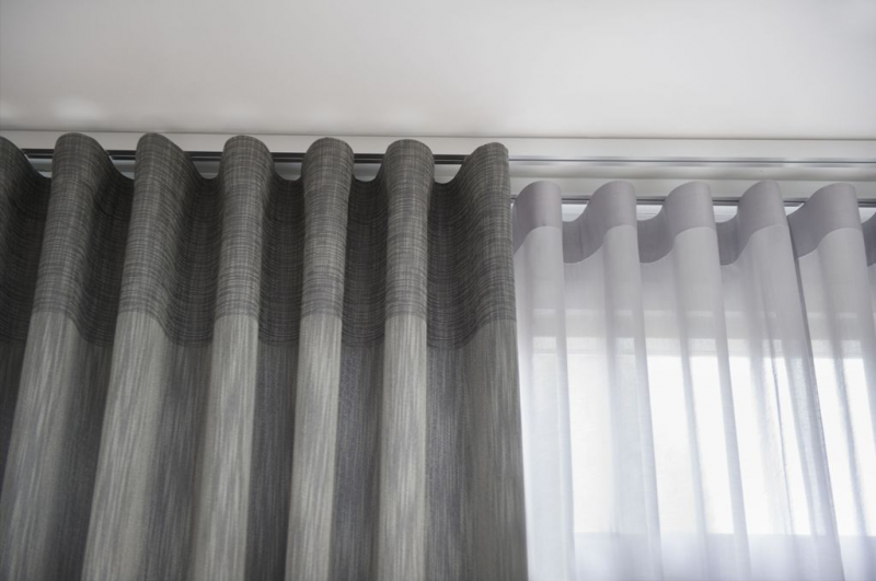 The Wave Curtain Main Concern The Depth Of Both Curtains