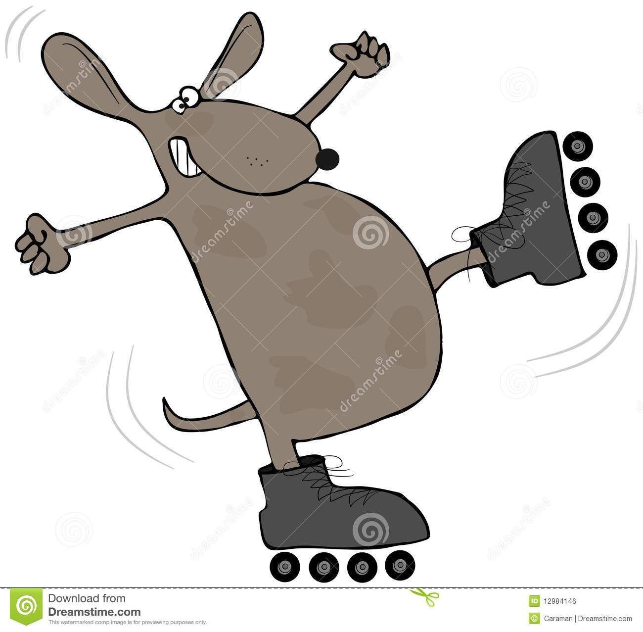 dog-skates-12984146.jpg (1300×1277)