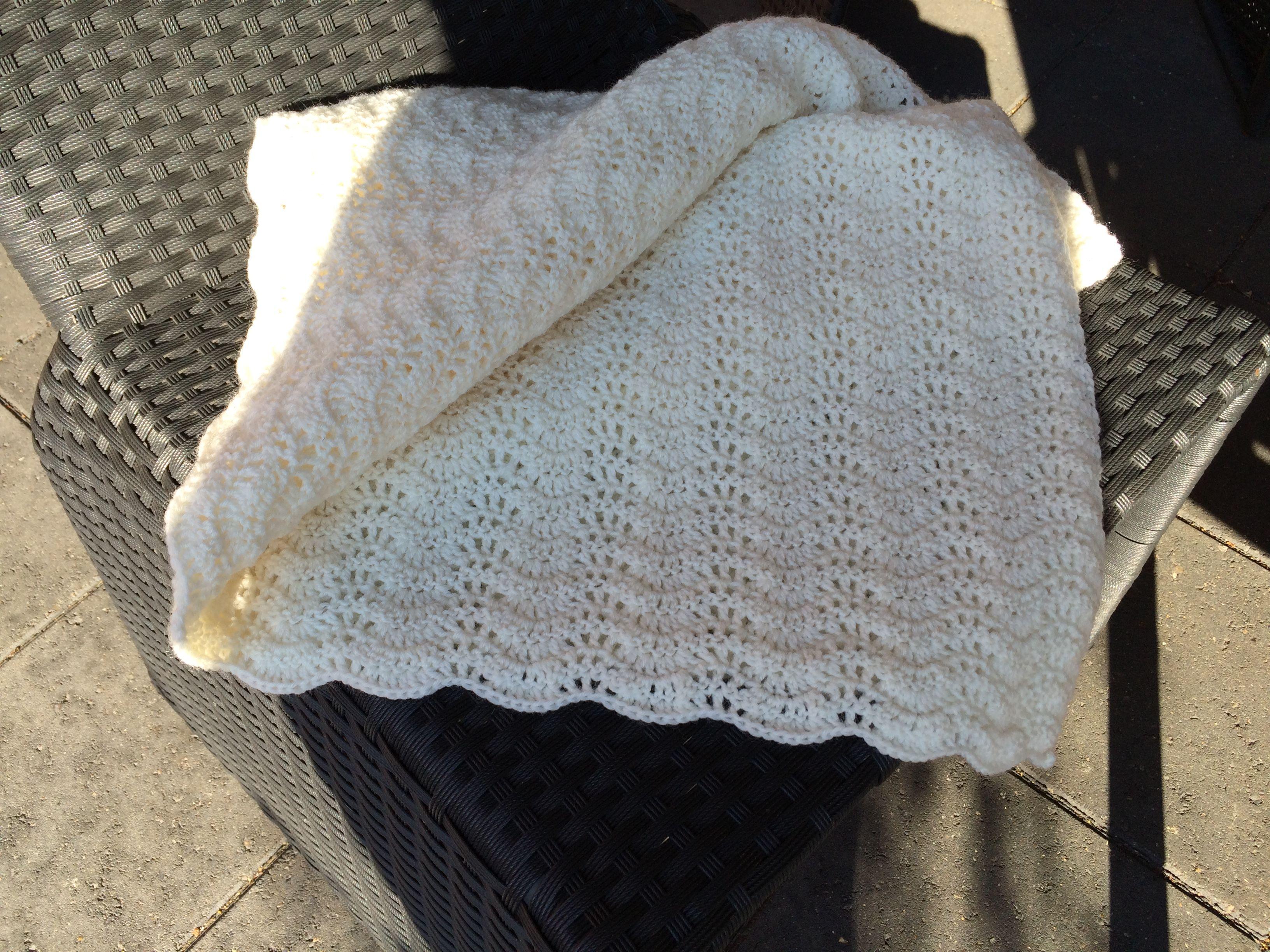 Hæklet Babytæppe Różne Baby Blanket Crochet Crochet Baby I Baby