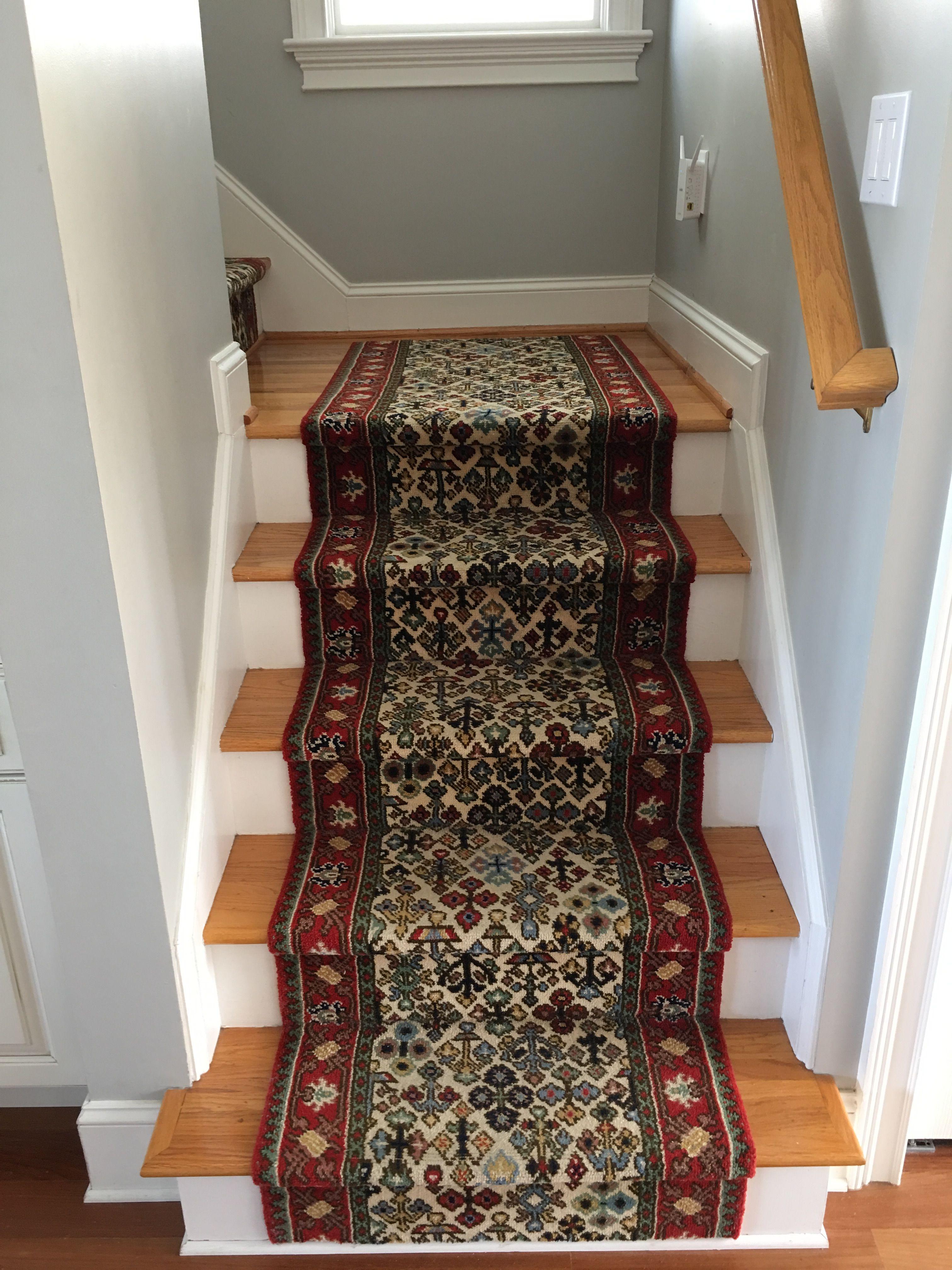 Best Existing Stair Carpet Runner In 2020 640 x 480