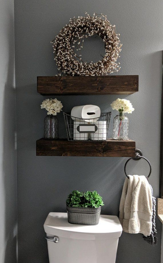 Floating Shelves, Floating Shelf, Shelf, Farmhouse, Farmhouse Decor
