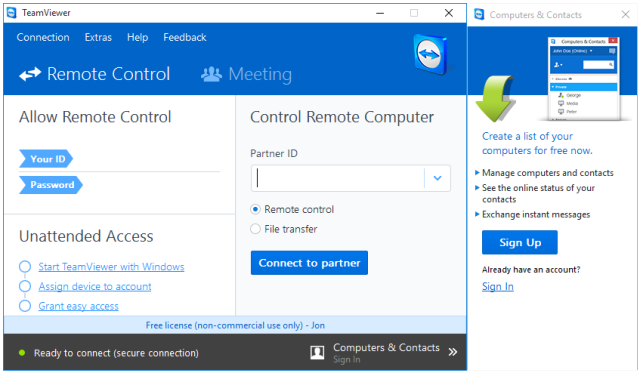 14 Free Programs for Remotely Accessing Your PC   Technology
