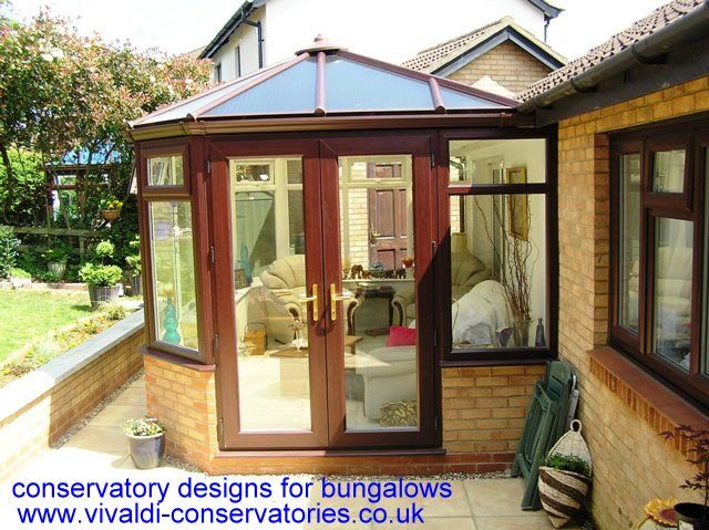 Conservatory design bungalow conservatory designs for House plans with conservatory