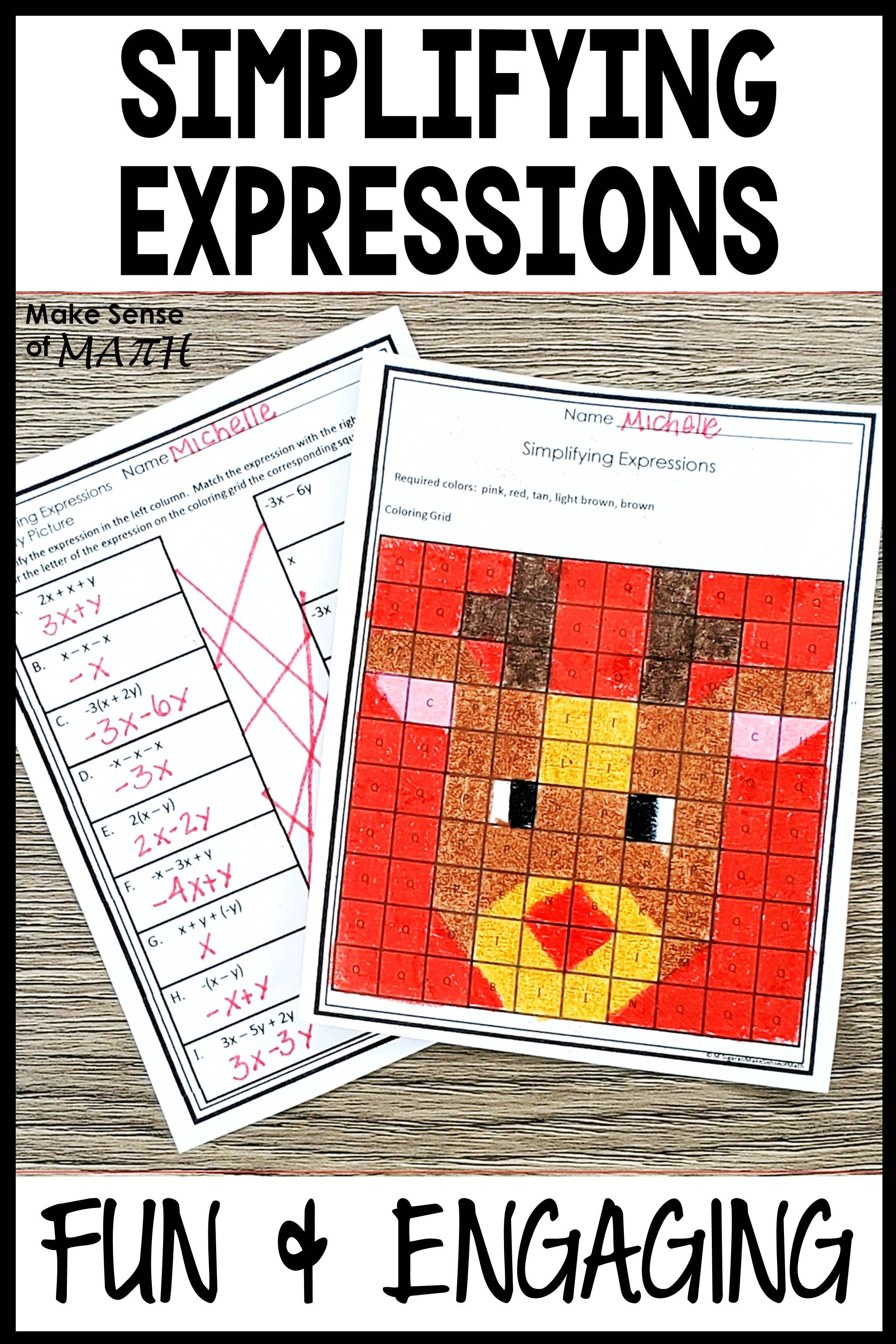 Christmas Math Activity Worksheets