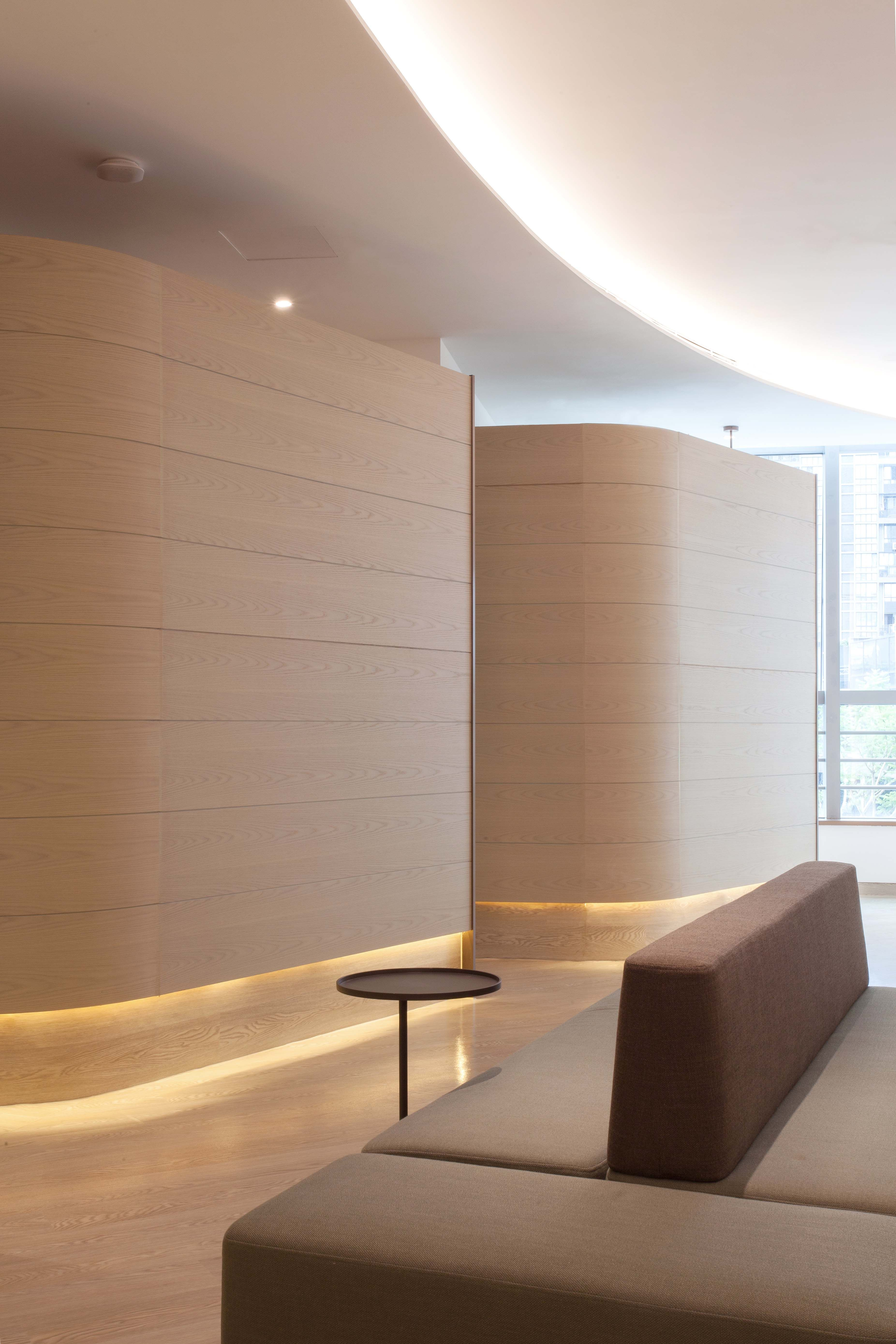 Studio Adjective Interior Design Comfort Interior Design Gynecology Pediatric Gree Hospital Interior Design Clinic Interior Design Interior Wall Design