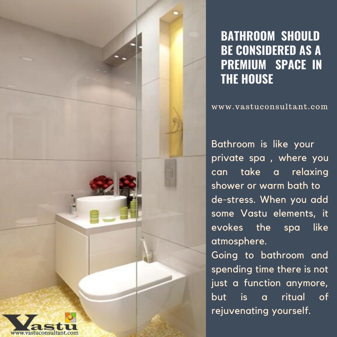 Bathroom As Per Vastu Shastra Tips  Home & Office in 8